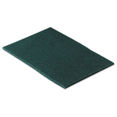 Picture of Commercial Scouring Pad, 6 x 9, 10/Pack
