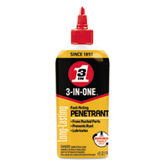 Picture of 3-IN-ONE Professional High-Performance Penetrant, 4 oz Bottle
