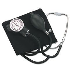 "Picture of Self-Taking Home Blood Pressure Kit, 22"" Stethoscope, Large Adult"