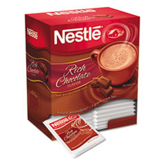 Picture of Hot Cocoa Mix, Rich Chocolate, .71oz, 50/Box