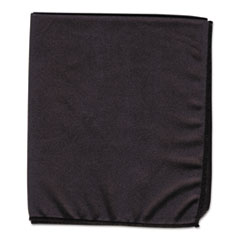 Picture of Dry Erase Cloth, Black, 12 x 14
