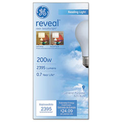 Picture of Incandescent Globe Bulbs, 200 Watts