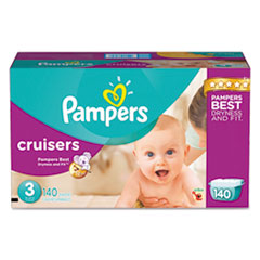 Picture of Cruisers Diapers, Size 3: 16 - 28 lbs, 140/Carton