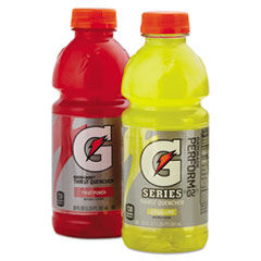 Picture of G-Series Perform 02 Thirst Quencher Fruit Punch, 20 oz Bottle, 24/Carton
