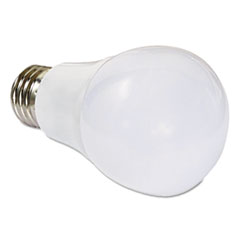 Picture of LED A19 Warm White Non-Dimmable Bulb, 810 Im, 10 W, 120 V