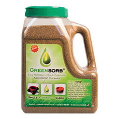 Picture of Eco-Friendly Sorbent, Clay, 4 lb Shaker Bottle