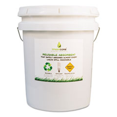 Picture of Eco-Friendly Sorbent, Clay, 25 lb Bucket