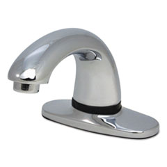 Picture of Auto Faucet SST, Milano Design/Polished Chrome, Low Lead, 6 1/2 x 2 1/8 x 3 7/8