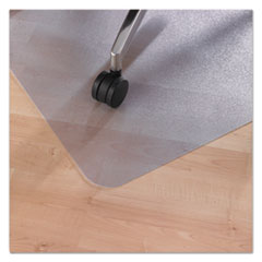 Picture of EcoTex Revolutionmat Recycled Chair Mat for Hard Floors, 48 x 36, With Lip