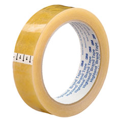 "Picture of Transparent Tape, 1"" x 2592"", 3"" Core, Clear"