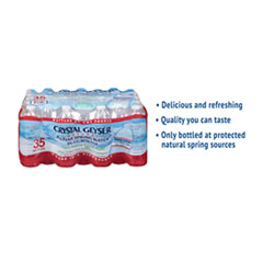 Picture of Alpine Spring Water, 16.9 oz Bottle, 35/Case