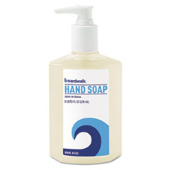 Picture of Liquid Hand Soap, Floral, 8 oz Pump Bottle