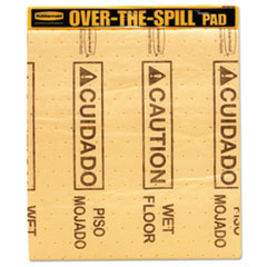 Picture of Over-The-Spill Pad Tablet w/25 Medium Spill Pads