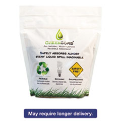 Picture of Eco-Friendly Sorbent, 1 lb Resealable Pouch