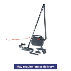 Picture of Portapower Lightweight Vacuum Cleaner, 8.3lb, Black