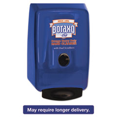 """Picture of 2L Dispenser for Heavy Duty Hand Cleaner, Blue, 10.49""""x4.98""""x6.75"""""""