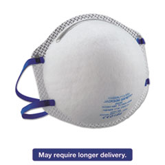Picture of R10 Particulate Respirator, N95, White