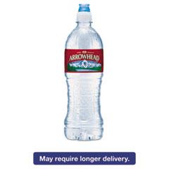Picture of Natural Spring Water, 23.6 oz Bottle, 24 Bottles/Carton