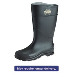 Picture of CT Safety Knee Boot with Steel Toe, Black, Pair