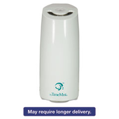"""Picture of O2 Active Air Dispenser, 2.5"""" x 6"""", White, Plastic"""