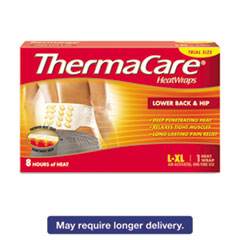 Picture of Lower Back & Hip Pain-Relieving HeatWrap, 8-Hour, L/XL