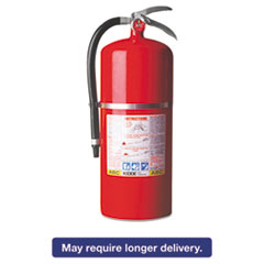 Picture of ProPlus 20 MP Dry-Chemical Fire Extinguisher, 20lb, 6-A:120-B:C