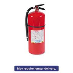 Picture of ProLine Pro 20 MP Fire Extinguisher, 6-A:80-B:C, 195psi, 21.6h x 7 dia, 18lb