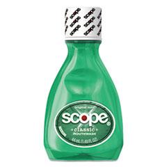 Picture of Mouthwash, Original Mint, 1.5oz Bottle, 180/Carton