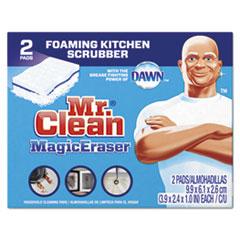 "Picture of Magic Eraser Kitchen Scrubber, 3 9/10"" x 2 2/5"", 2/Box"