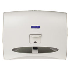 Picture of Personal Seats Toilet Seat Cover Dispenser, 17 1/2 x 2 1/4 x 13 1/4, White