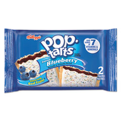 Picture of Pop Tarts, Frosted Blueberry, 3.67oz, 2/Pack, 6 Packs/Box