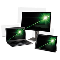 "Picture of Antiglare Flatscreen Frameless Monitor Filters for 15"" Widescreen Notebook"