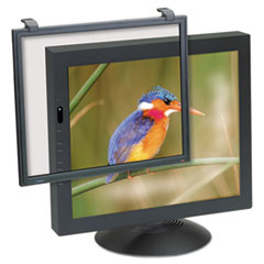 "Picture of Antiglare Executive Flat Frame Monitor Filter, 14""-16"" CRT/15"" LCD"