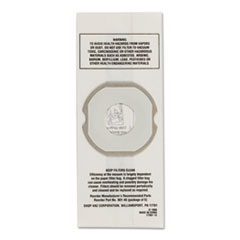 Picture of Hippo Disposable Filter Bags, 5/Pack
