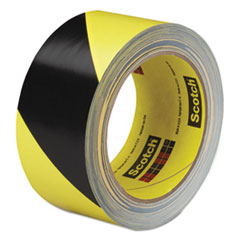 Picture of Caution Stripe Tape, 2w x 108ft Roll