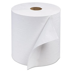"Picture of Advanced Hardwound Roll Towel, 1-Ply, 7 4/5"" W x 800 ft, White, 6/Carton"