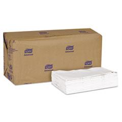 Picture of Advanced Soft Minifold Dispenser Napkins, 1-Ply,13x12,Bag-Pack, White, 6000/Ct