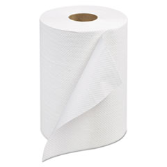 "Picture of Advanced Hardwound Roll Towel, 1-Ply, 7 4/5"" Wide x 350ft,White, 12/Carton"