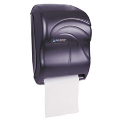 Picture of Electronic Touchless Roll Towel Dispenser, 11 3/4 x 9 x 15 1/2, Black