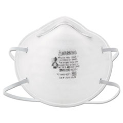 Picture of N95 Particle Respirator 8200 Mask, 20/Box
