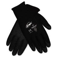 Picture of Ninja HPT PVC coated Nylon Gloves, Medium, Black, Pair