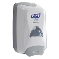 Picture of FMX-12 Foam Hand Sanitizer Dispenser For 1200mL Refill, White