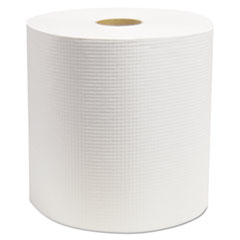 "Picture of Elite Hardwound Roll Towels, White, 7 7/8"" x 800', 6/Carton"