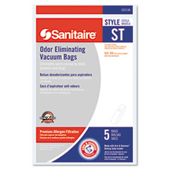 Picture of Eureka Disposable Bags for SC600 & SC800 Series Vacuums, 5/Pack