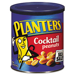 Picture of Cocktail Peanuts, 16oz Can