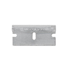 Picture of Single Edge Safety Blades for Standard Safety Scrapers, 10/Pack