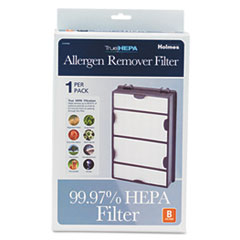 Picture of Replacement Modular HEPA Filter for Air Purifiers, 10 x 6 1/2 x 2