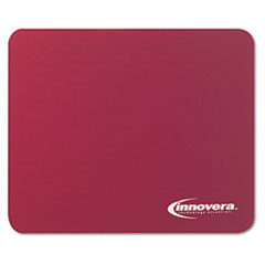 Picture of Natural Rubber Mouse Pad, Burgundy