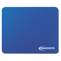 Picture of Natural Rubber Mouse Pad, Blue