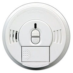 Picture of Front-Load Smoke Alarm w/Mounting Bracket, Hush Feature